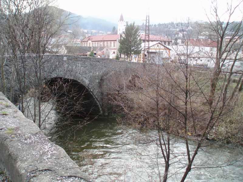 Kamenný most v gelnici